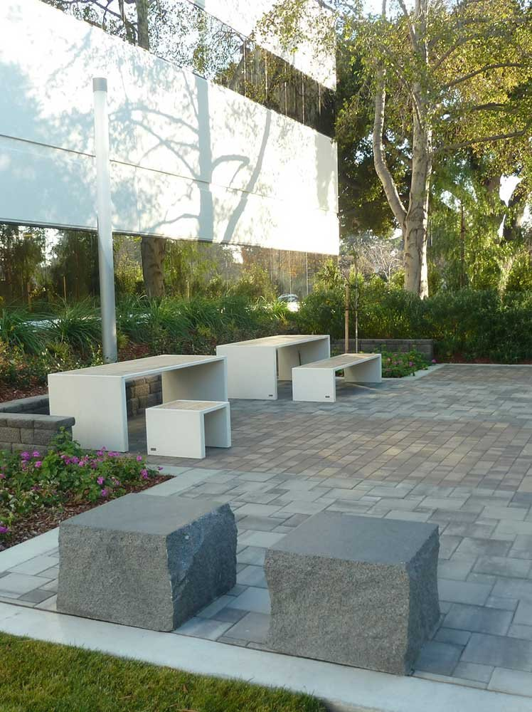 Completed Landscaping Project