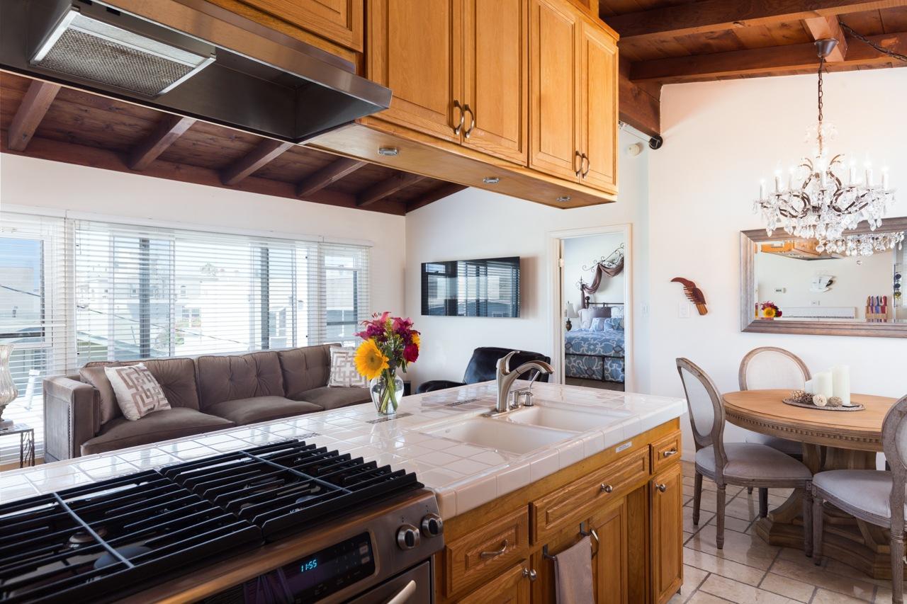Hermosa Beach House 1 Kitchen 3