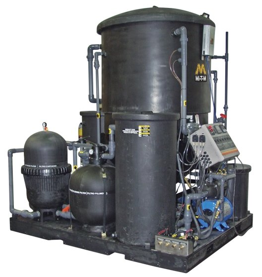 Mi-T-M Wash Water Recycle System