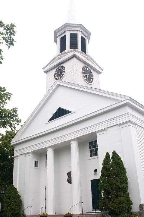 First Church - Wenham, Ma