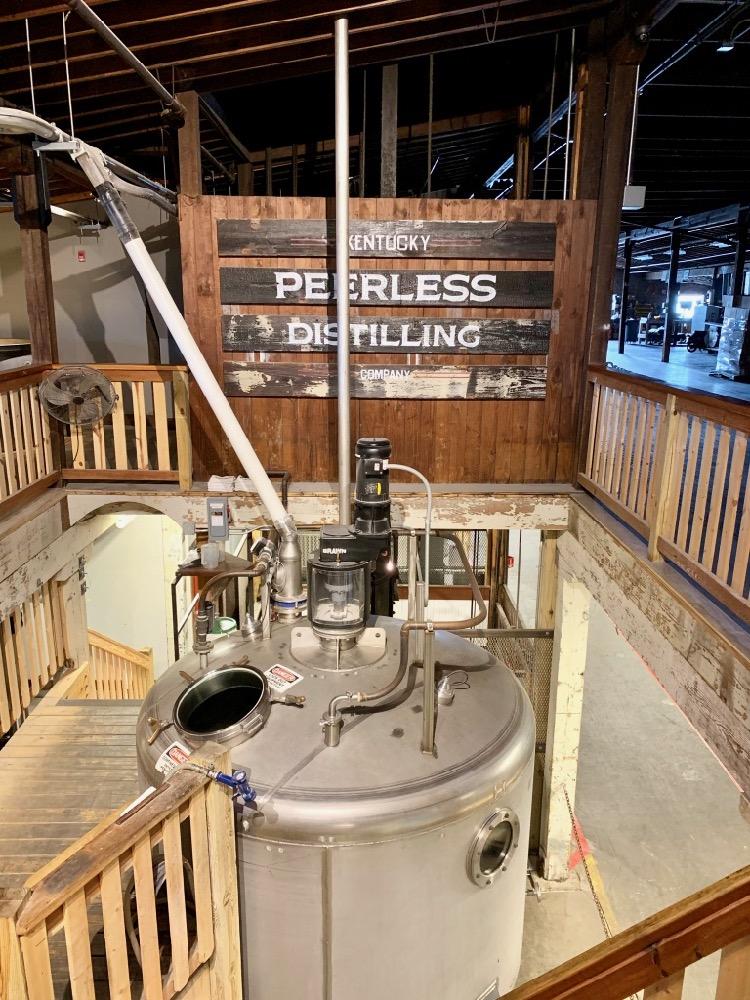Kentucky Peerless Distilling Co Cooker