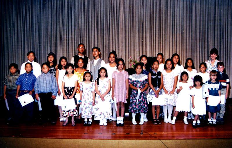 1997 Recital
