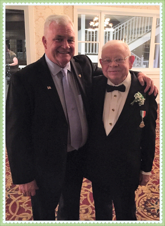 Francis McFadden & Jim Ryan