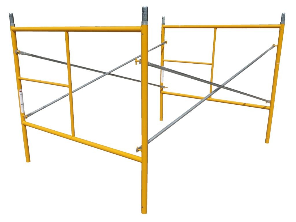 5' Scaffolding Set $6/day $10/week $30/month
