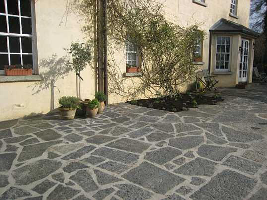 Liscannor Crazy Paving in Delgany