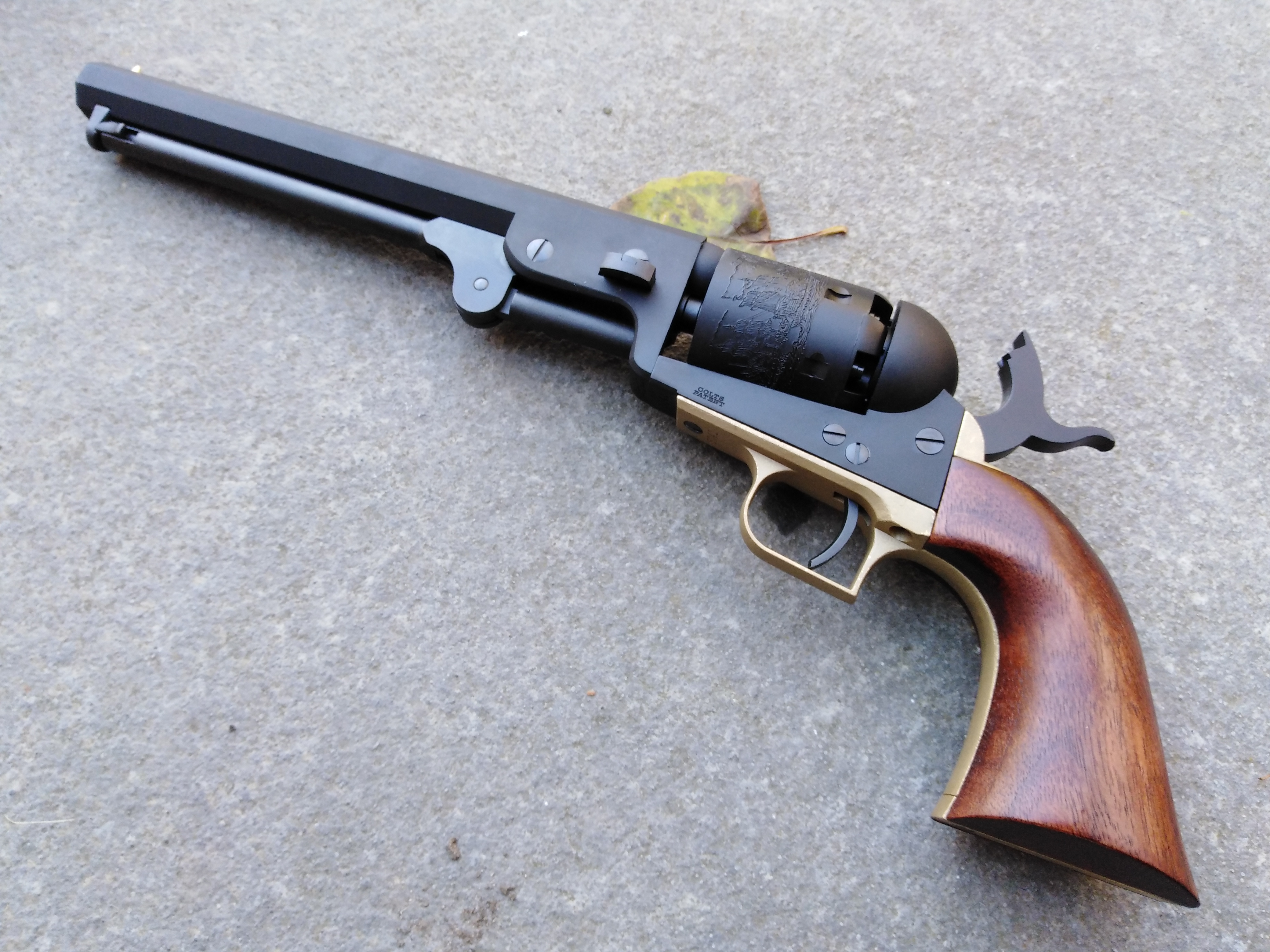 CAW Colt Navy 2nd Model
