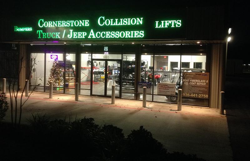 Cornerstone Auto Accessories