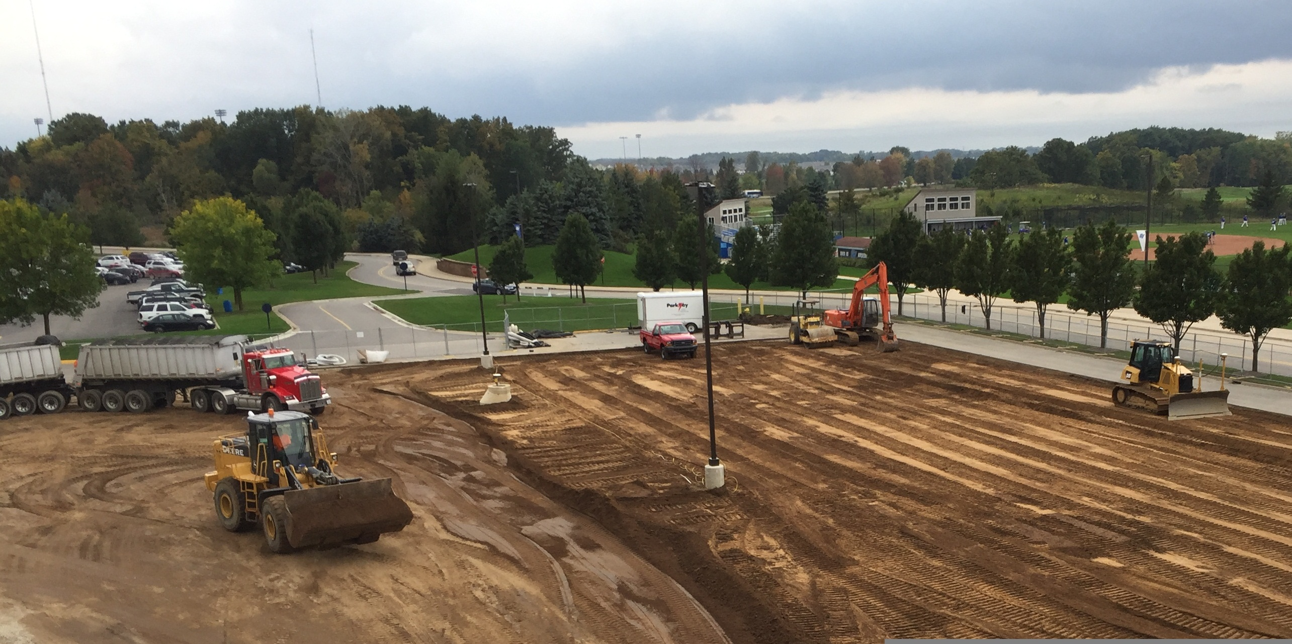Excavating Company in Traverse City