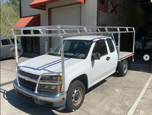 Custom Aluminum Truck Racks