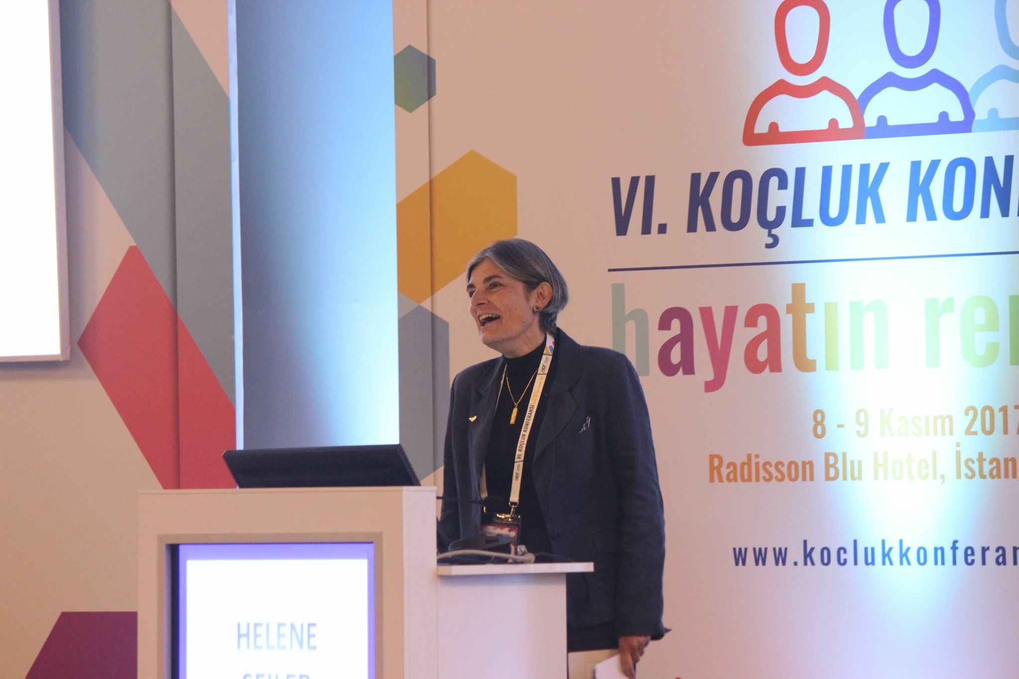 ICF Turkey Conference November 2017