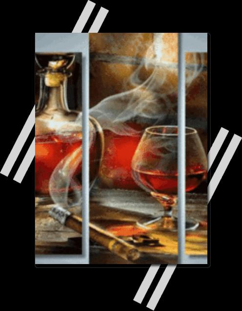 Cigar and Alcohol Pairing