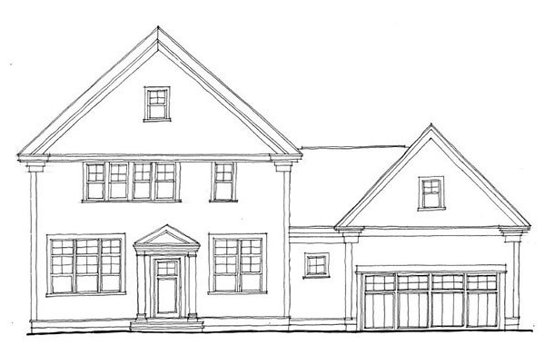 Concept Home 1 Elevation