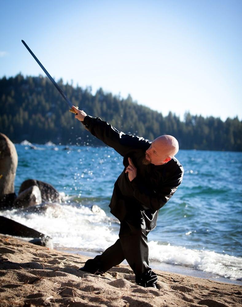 Sword Back