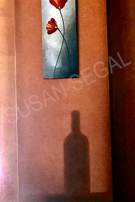 Shadow Of A Bottle - Napa