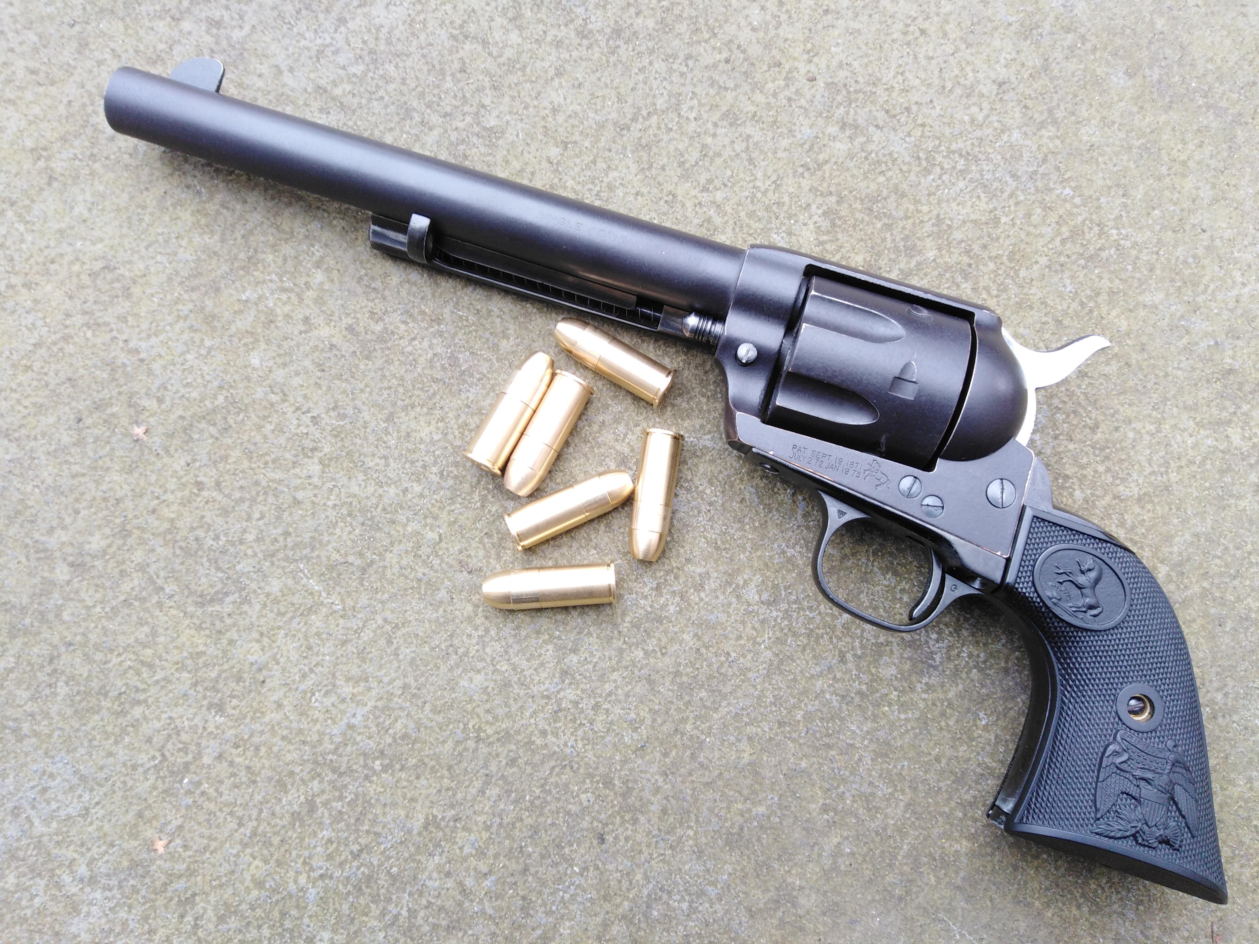 Tanaka Colt45 SAA Cavalry