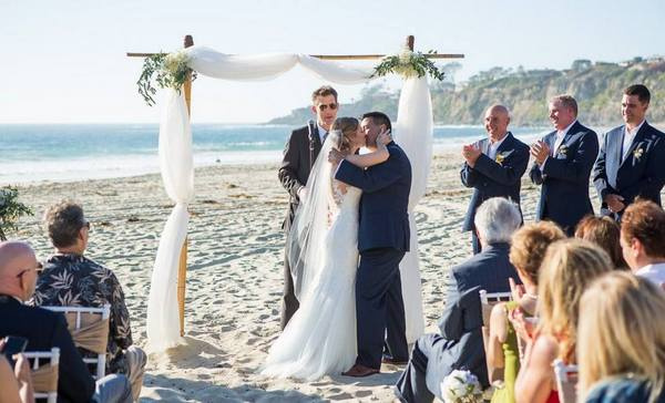 Beach Wedding 2