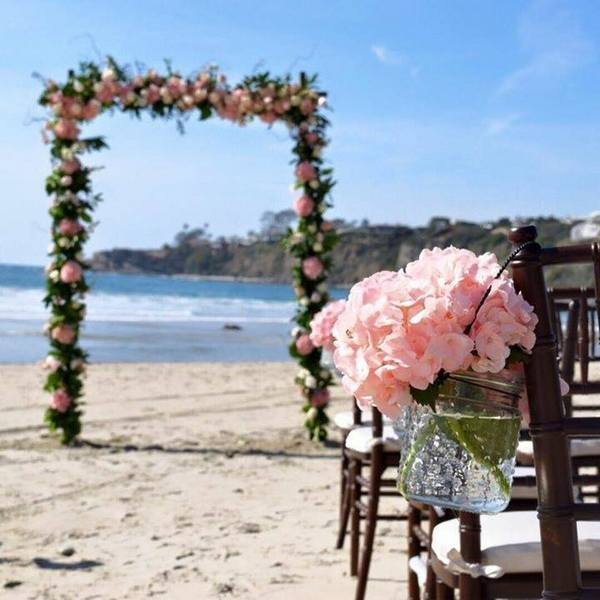 Salt Creek Beach Wedding Ceremony 2