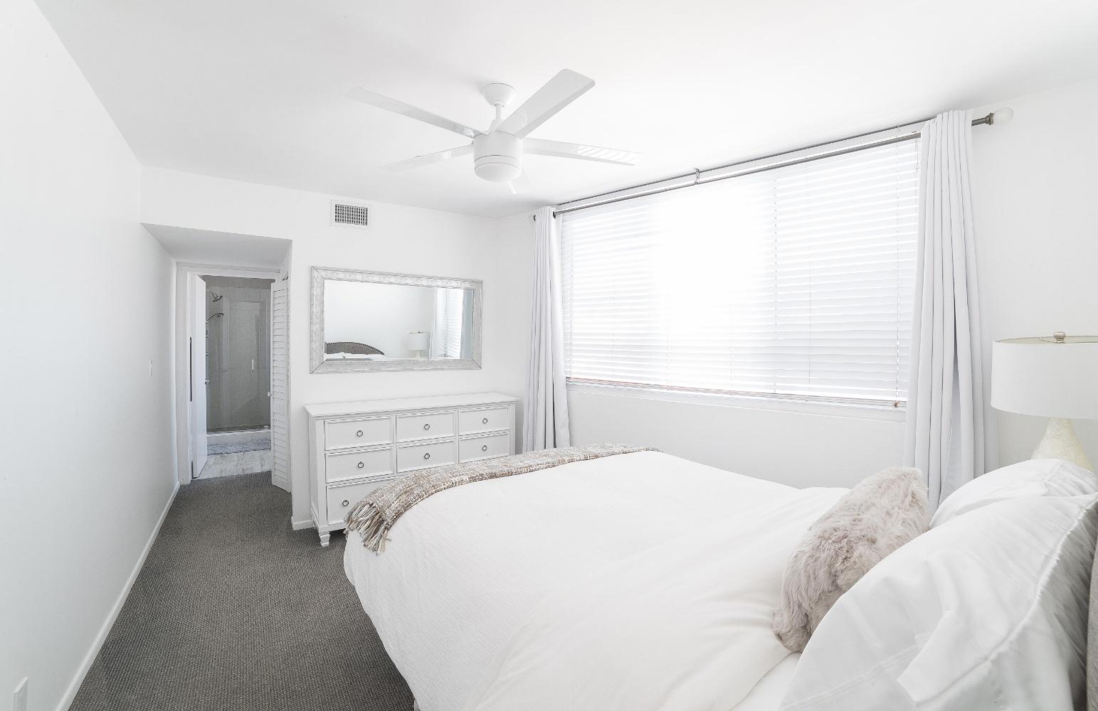Hermosa Beach Apartment Bedroom 1
