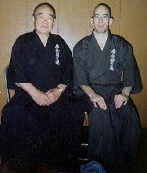 Power Sensei with Nakamura Sensei.