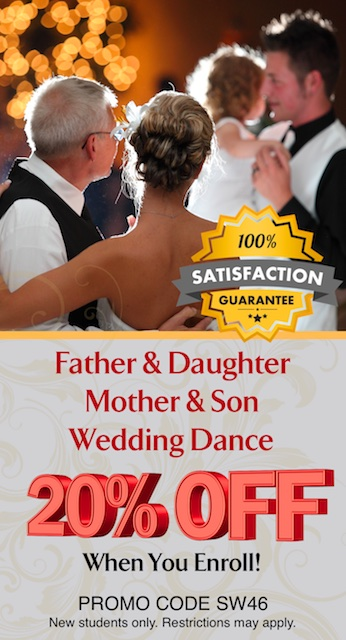WEDDING DANCES - FRED ASTAIRE DANCE STUDIOS - Special Offer