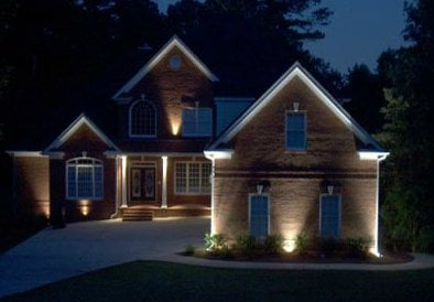 Rainfall irrigation inc provides irrigation services in powder house with landscape lighting aloadofball