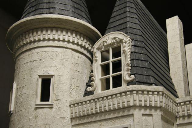 Chateau des Songes Tower