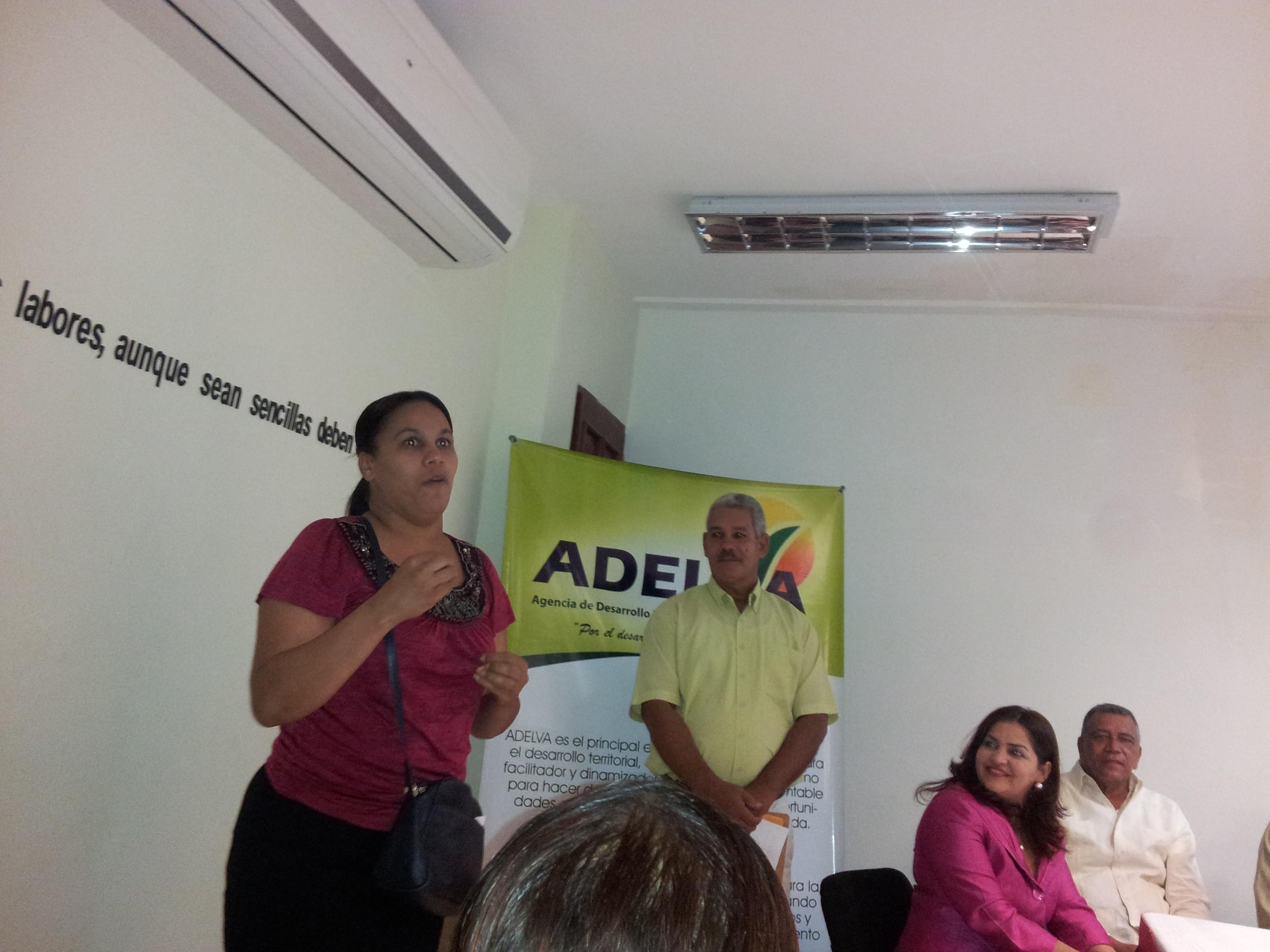 Lanzamiento de la iniciativa Emprende y Crece con el apoyo de las mujeres empresarias de Mao