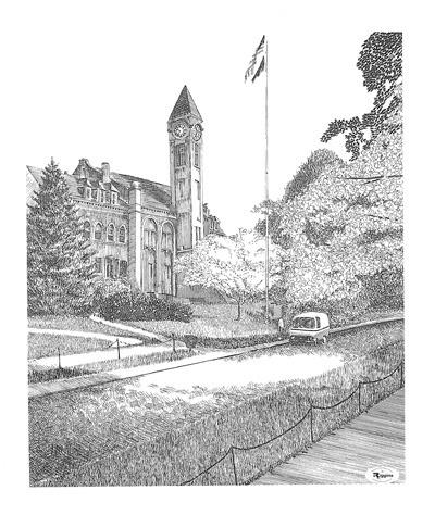 IU Student Building