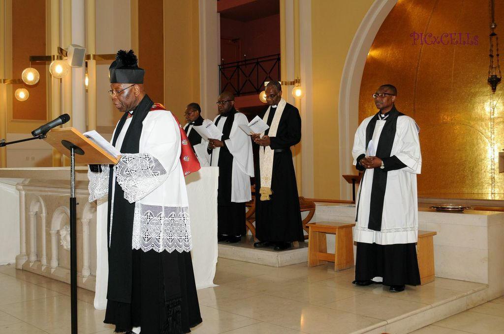 Rev.Lionel Crompton-Thomas