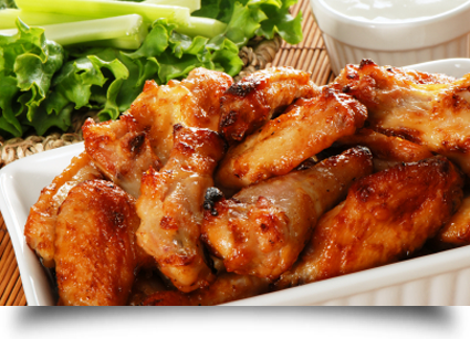 Quality chicken wings||||