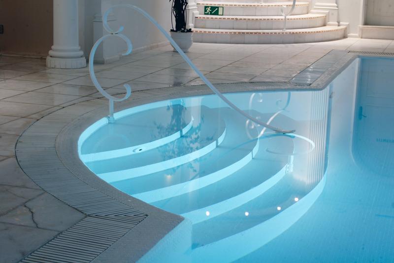 Salt Chlorine Generator Naples Pool Control System
