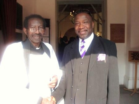 Rev. Canon Emile Jones & Marcel McEwen