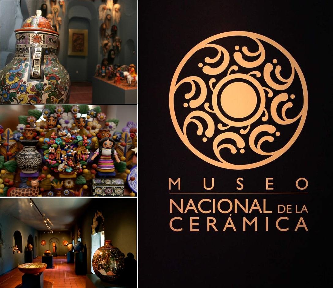 MUSEO NACIONAL DE LA CERÁMICA  A 7 CUADRAS