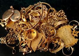 Little Gold Jewelry Bundle||||
