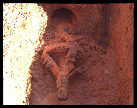 Underground Utility Work