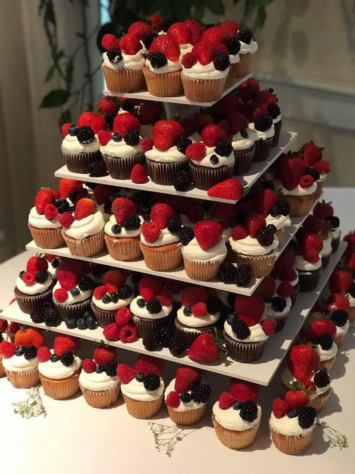 Cupcake Tower 3