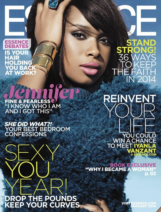 Essence Magazine Jan. 2014||||