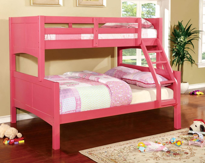 Prismo II Bunk Bed (P.O CM-BK608T)