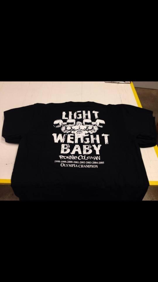 Black Shirt Print
