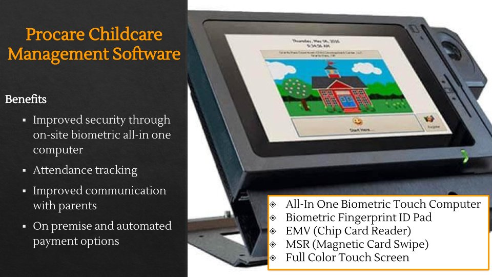 procare management software