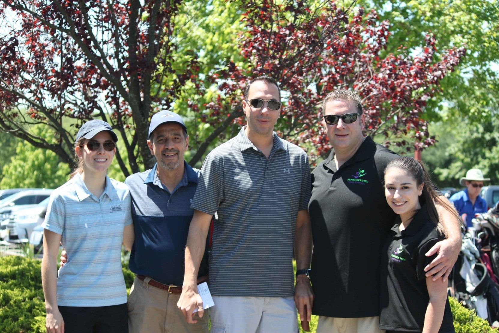 Golfers and Organizers