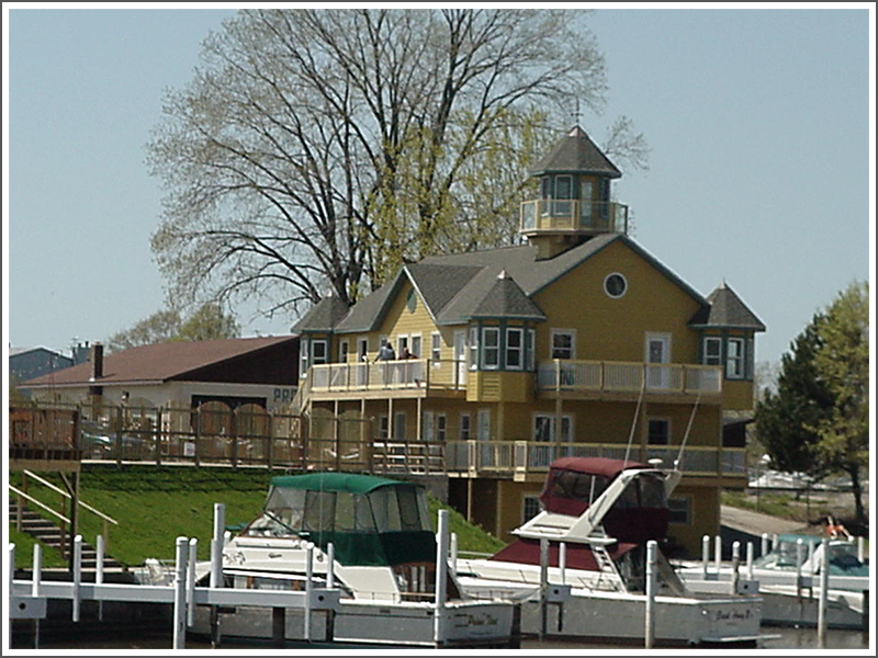 View of boaters motel||||