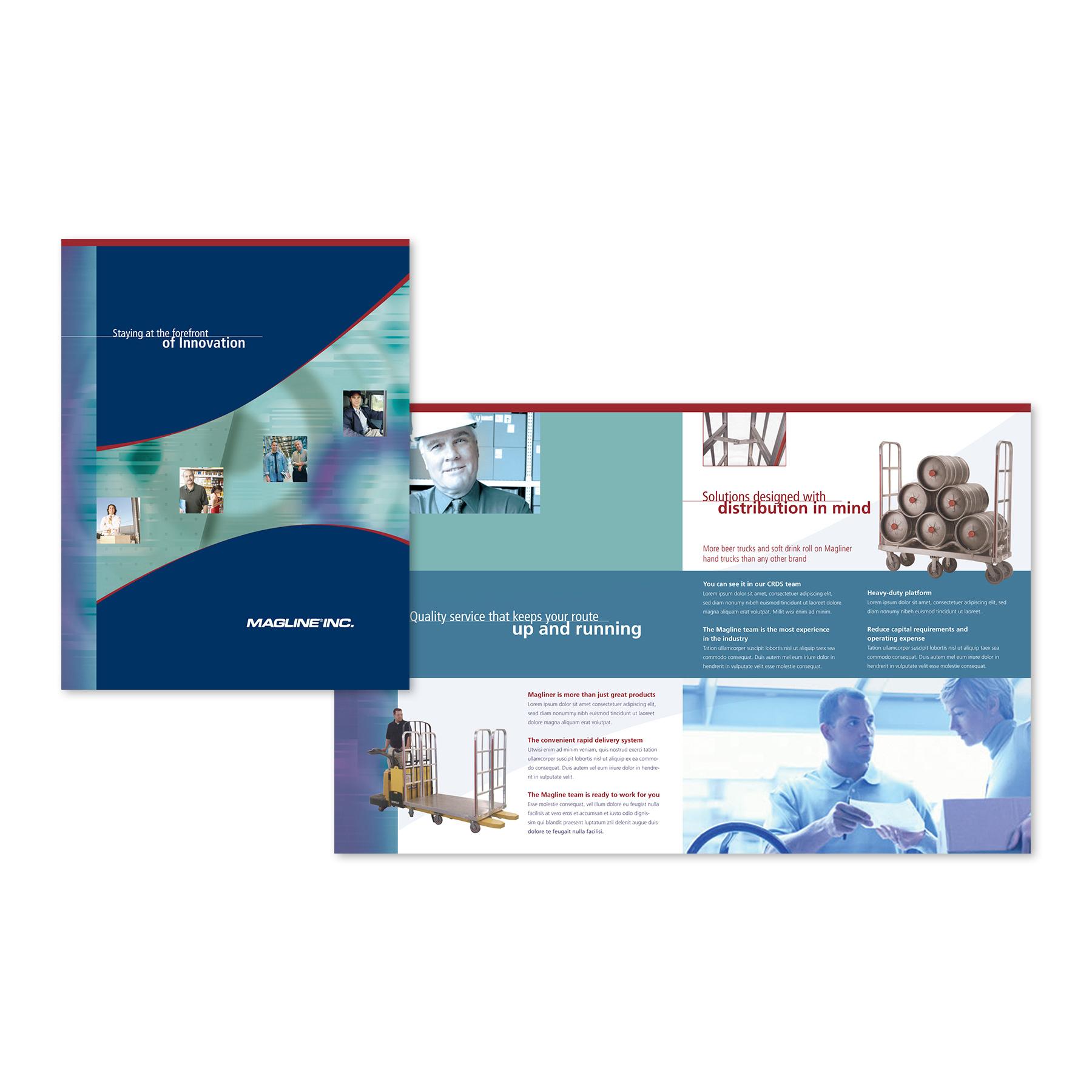 Magline Brochure