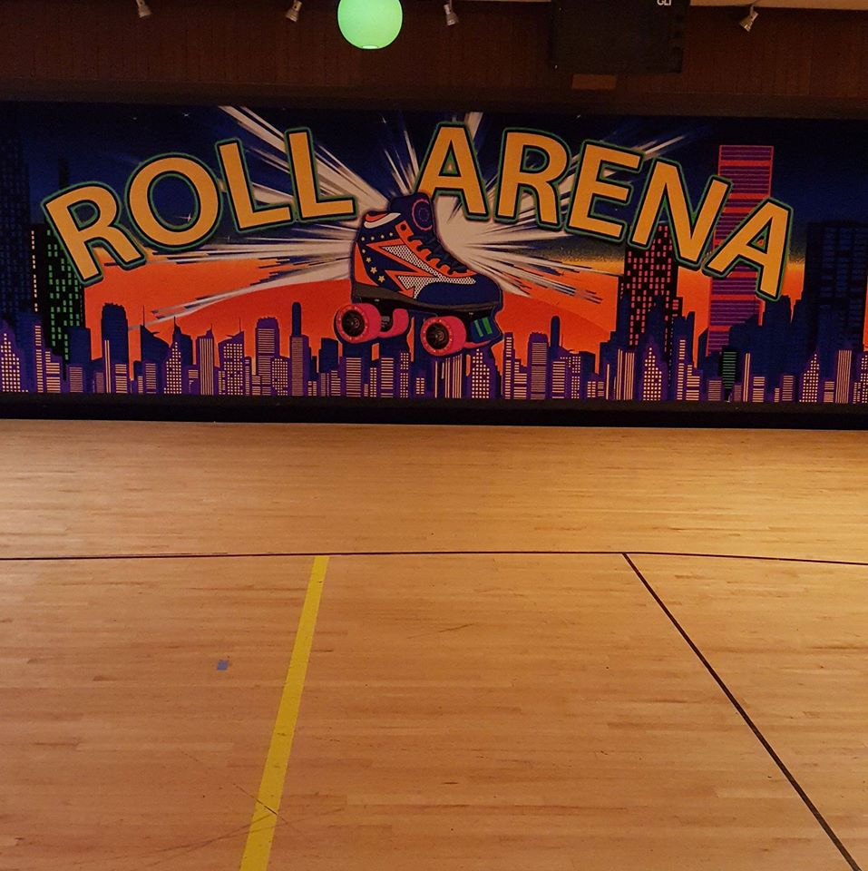 Skating Arena