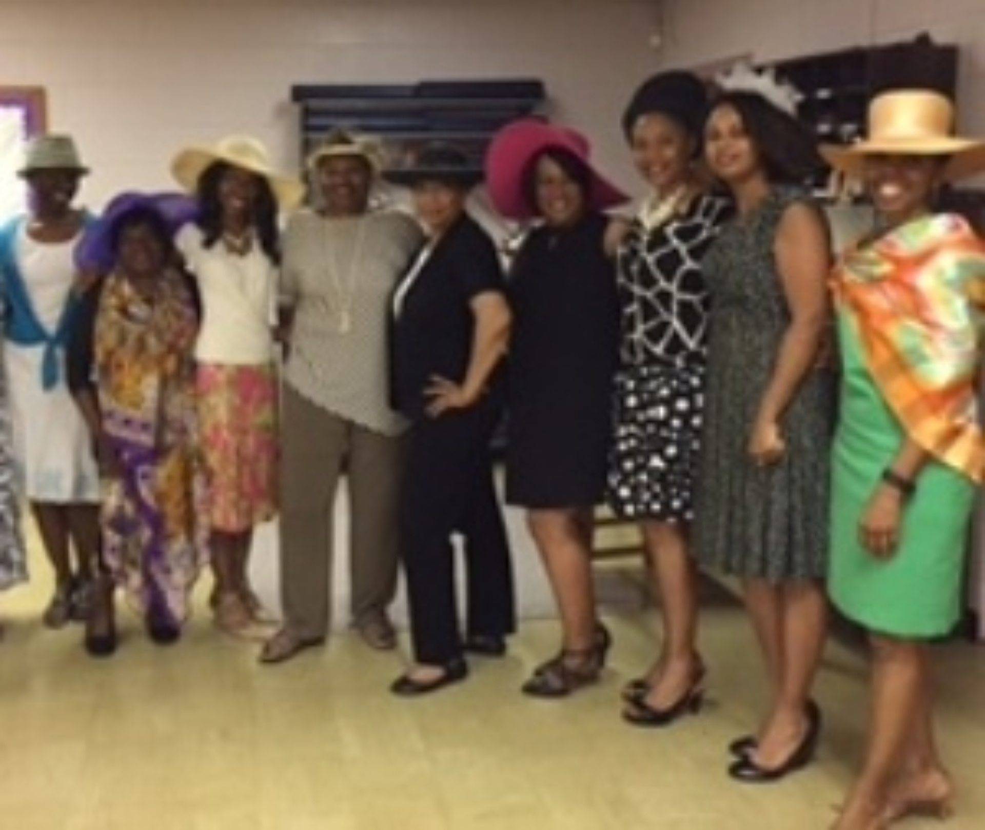 May 2017 - Women's Hattitude Luncheon