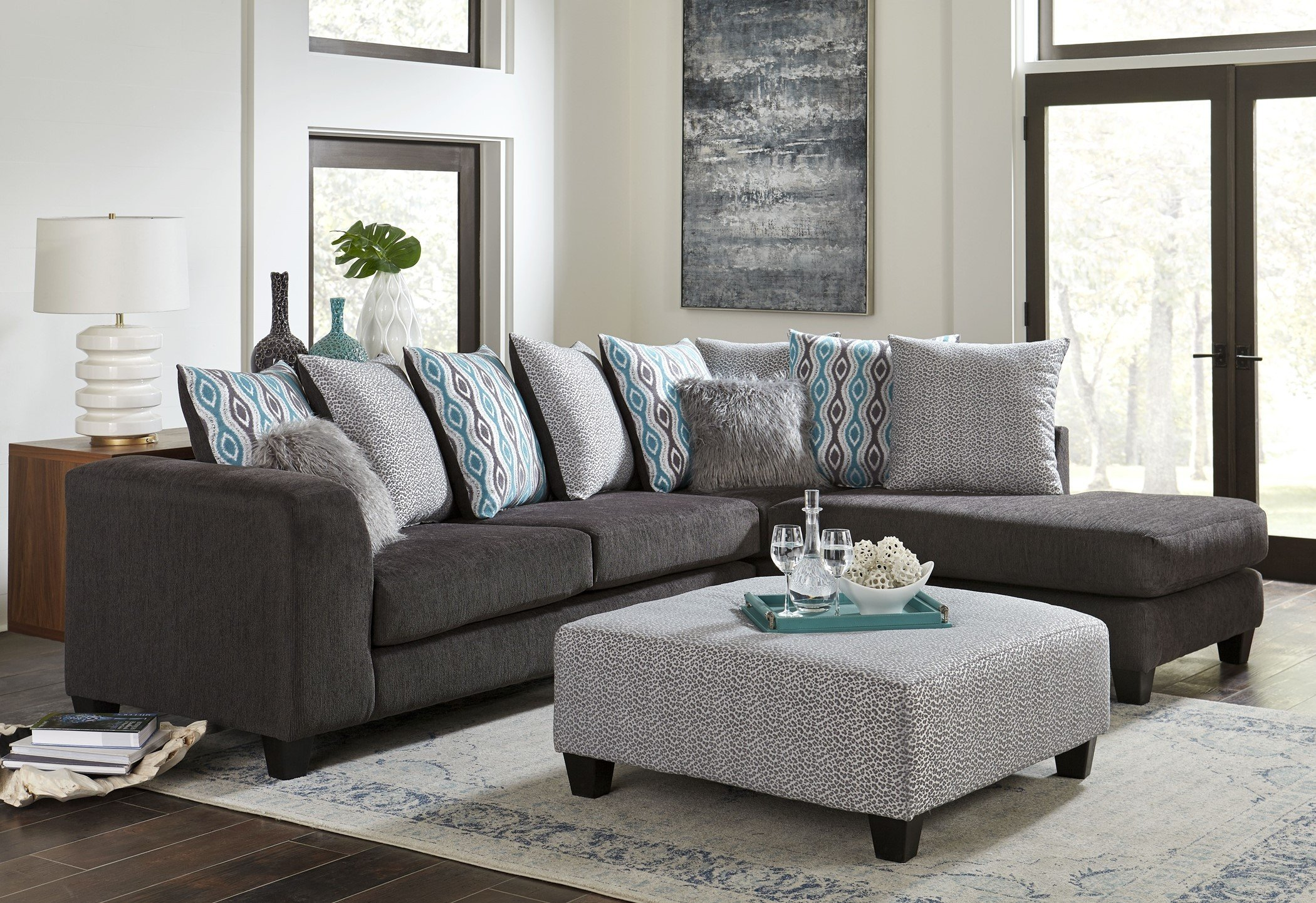 Tight Race Graphite Sectional 3040