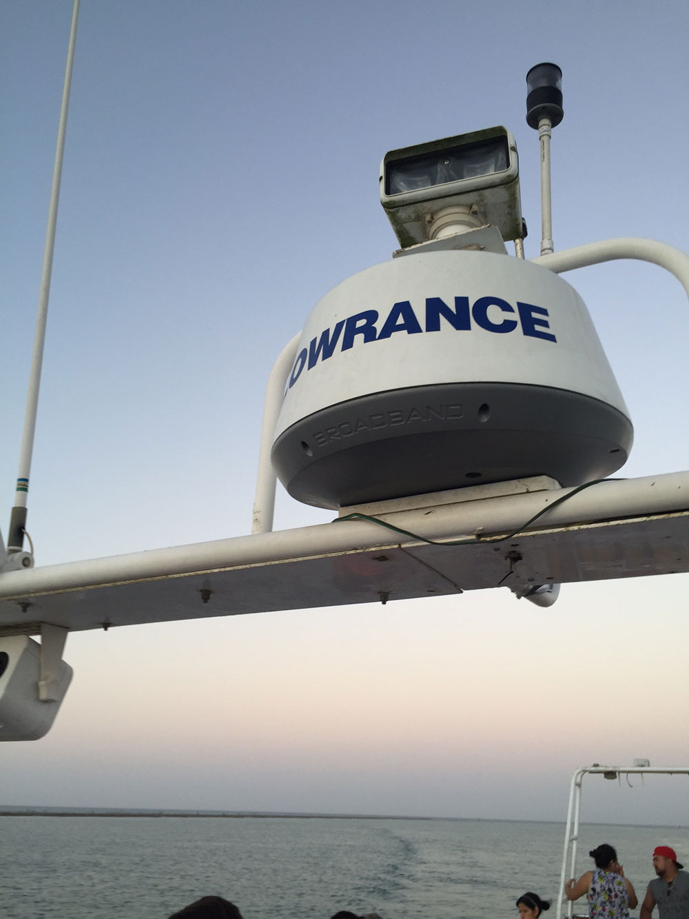 Lowrance Marine Equipment