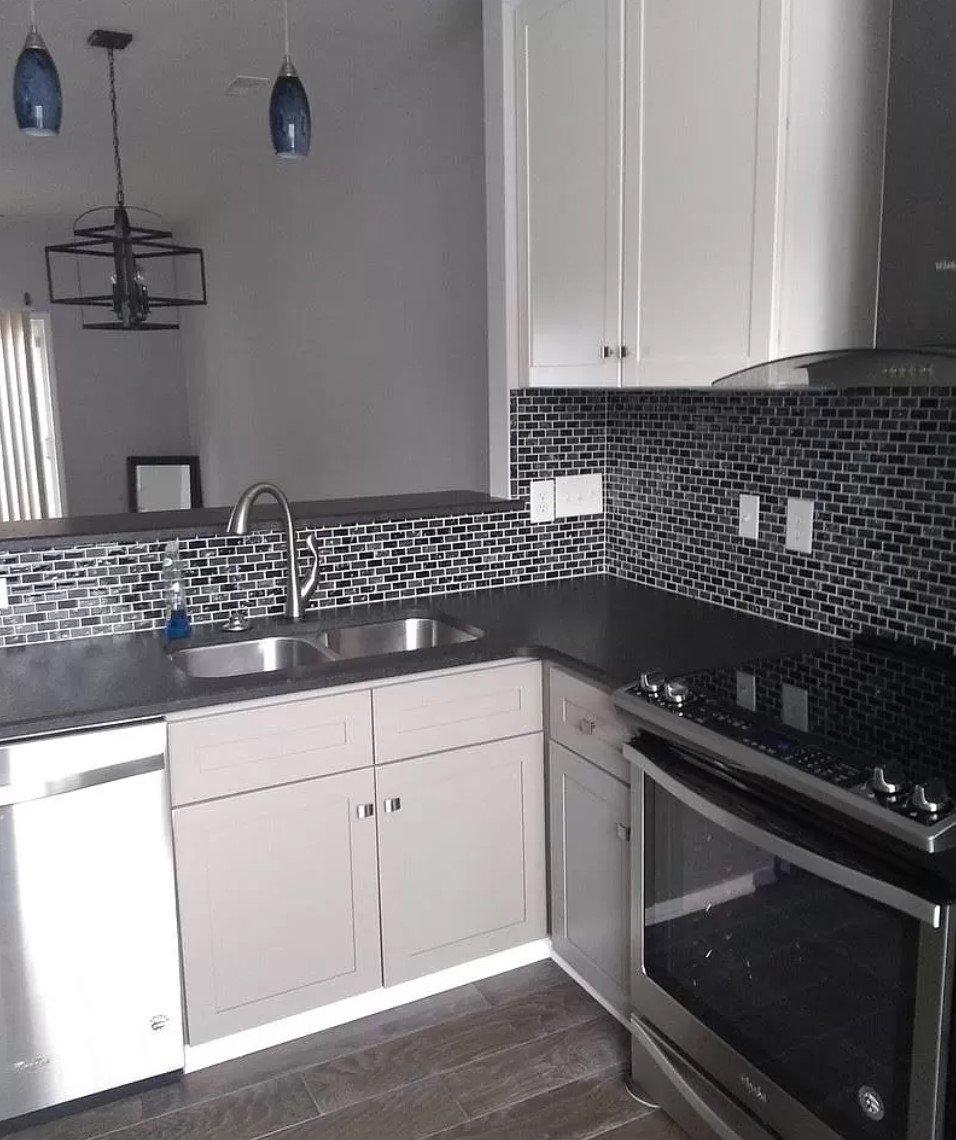 Renovation Kitchen - After