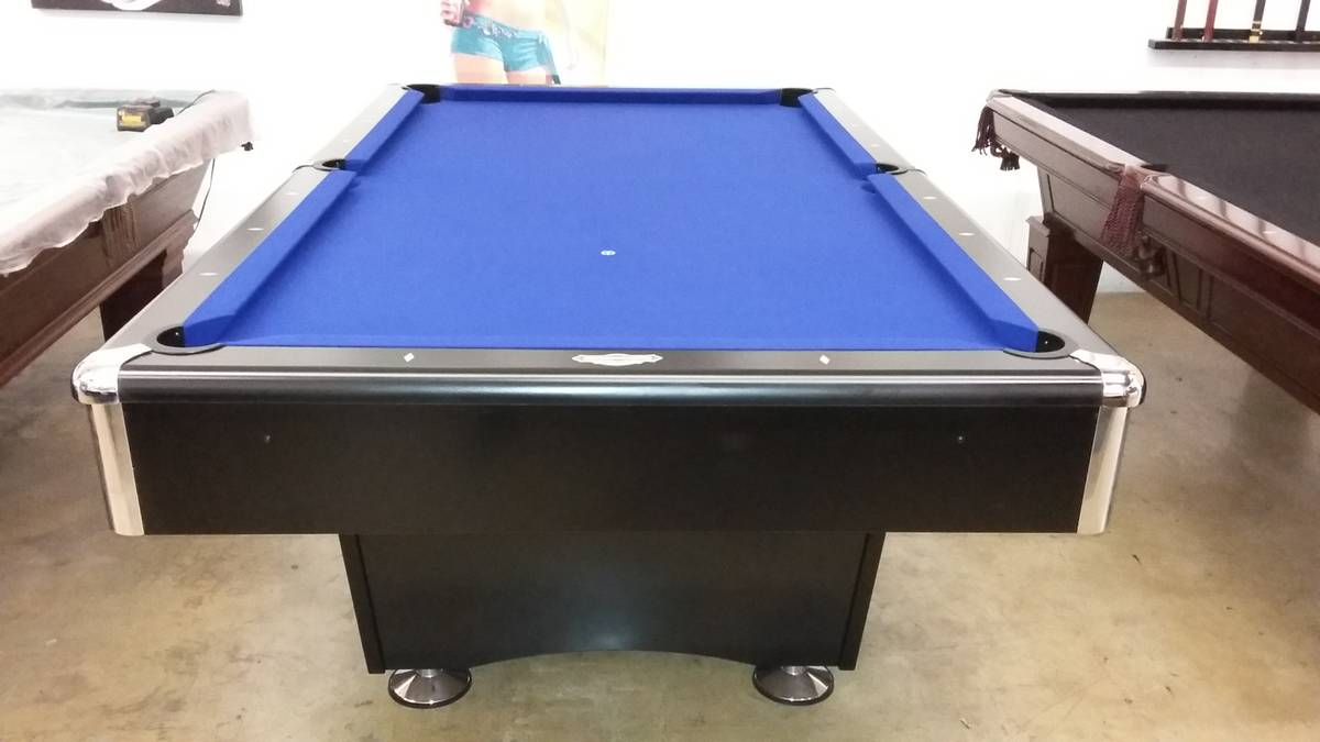 SOMAR BILLIARDS New Pool Tables - Cl bailey pool table