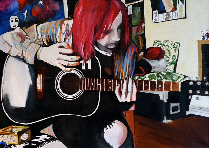 Danny, Oil on Canvas, 2010.